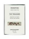 Swarovski Crystalpixie Tiny Treasures Creation Flat Back Crystal Red Magma