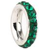 Game Time Bling Pave Ring - Emerald