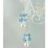 Frozen Inspired Do it Yourself Earring Kit with Swarovski Crystals