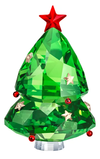 Swarovski Collections Christmas Tree, Green