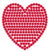 Iron On Transfer - Heart-Full