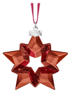 Swarovski Collections Holiday Ornament, Annual Edition 2019, Red