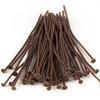 Head Pins, 2 Inches, 20 Gauge, Copper, 50 pc. pkg