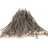 Head Pins, 2 Inches, 20 Gauge, Rhodium , 50 pc. pkg