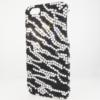 Bling iPhone Case for iPhone 5 Zebra