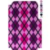Argyle Template for Phone Case for iPhone 4/4S for use with Flat Backs