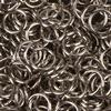 Stainless Steel, Jump Ring, 4.4 mm, Round, 20ga, 100pc. pkg