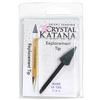 Replacement Tip for the Crystal Katana by the Crystal Ninja (Contains 1 tip)