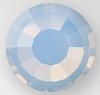Preciosa VIVA12 Rhinestones Flatback MC Chaton Rose Light Sapphire Opal 30ss