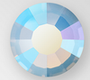 Preciosa VIVA12 Rhinestones Flatback MC Chaton Rose Light Sapphire Opal AB 30ss