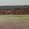 """TierraCast® Leather 1/2 x 10"""" Straps 20 pieces, Texture Mix"""
