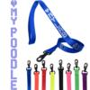 Dog Leash - LOVE MY POODLE