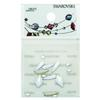 Swarovski Crystals Nail Design Kit #119