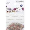 Retail Ready Package of Swarovski 2038 Hot Fix Rhinestones FlatBack 6ss Black Diamond 115 pcs