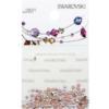 Retail Ready Package of Swarovski 2038 Hot Fix Rhinestones FlatBack 6ss Crystal AB 115 pcs