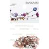 Retail Ready Package of Swarovski 2038 Hot Fix Rhinestones FlatBack 10ss Crystal 100 pcs