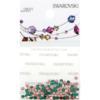 Retail Ready Package of Swarovski 2038 Hot Fix Rhinestones FlatBack 6ss Emerald 115 pcs