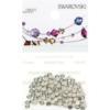 Retail Ready Package of Swarovski 2058 Rhinestones FlatBack 9ss Black Diamond 115 pcs