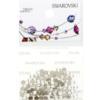 Retail Ready Package of Swarovski 2058 Rhinestones FlatBack 9ss Crystal 115 pcs