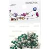 Retail Ready Package of Swarovski 2058 Rhinestones FlatBack 9ss Emerald 115 pcs