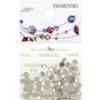 Retail Ready Package of Swarovski 2088 Rhinestones FlatBack 12ss Crystal 100 pcs