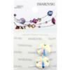 Retail Ready Package of Swarovski 3200 Rivoli Rhinestones 12mm Crystal AB 2 pcs