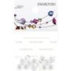 Retail Ready Package of Swarovski 3700 Margarita Rhinestones 06mm Crystal unfoiled 12 pcs
