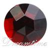Acrylic (Plexiglas) Flatback Rhinestones Round Faceted 18mm