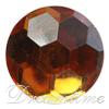 Acrylic (Plexiglas) Flatback Rhinestones Round Faceted 22mm
