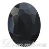 Acrylic (Lucite, Plexiglass) Oval Rhinestones 25mm x 18mm