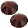 Preciosa VIVA12 Rhinestones Flatback MC Chaton Rose 10ss Burgundy