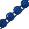 Machine Cut Rhinestone Plastic Banding 1 Row PP26 Sapphire/Blue