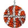 Game Time Bling Mini Basketball - Hyacinth/Crystal