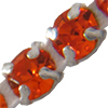 Metal Set Rhinestone Banding 1 Row