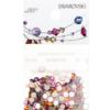 Swarovski Floral Blooms 2088 SS12 Flat Back Mix - 144 pcs