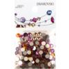 Swarovski Floral Blooms 2088 SS16 Flat Back Mix - 144 pcs
