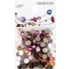 Swarovski Floral Blooms 2088 SS20 Flat Back Mix - 144 pcs