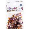 Swarovski Floral Blooms 2078 SS16 Hotfix Mix - 144 pcs
