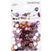 Swarovski Floral Blooms 2078 SS20 Hotfix Mix - 144 pcs
