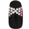 Bling for Nails Black Tie Affair Nail Design Kit (For 2 Nails)