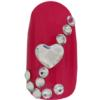 Bling for Nails Cupid's Arrow Nail Design Kit (For 2 Nails)