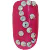 "Bling for Nails ""S"" Marks the Spot Nail Design Kit (For 2 Nails)"