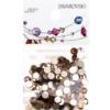 Swarovski Natural Wonders 2088 SS16 Flat Back Mix - 144 pcs