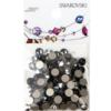 Swarovski Reflections of the Night 2088 SS20 Flat Back Mix - 144 pcs