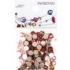 Swarovski Rose Dynasty 2088 SS20 Flat Back Mix - 144 pcs