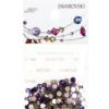 Swarovski Royal Treatment 2088 SS12 Flat Back Mix - 144 pcs