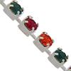 Swarovski 18pp Rhinestone Chain Jewel Tone Mix