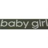 Rhinestone Sticker - Baby Girl