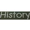 Rhinestone Sticker - History