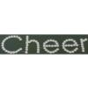 Rhinestone Sticker - Cheer